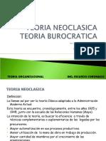 TEORIAS NEOCLASICAS