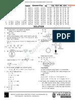 CGL paper ANS KEY