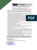 Requisitos Para Autoriz de Centro de Formacion y Capacitacion de Conciliadores Extrajudiciales
