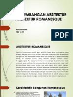 Arsitektur Romanesque