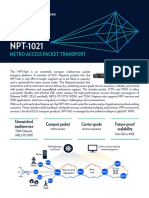 Npt 1021 Product Note Digital