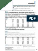2016 Herdy - Classificação Nacional de Aptidão Cardiorespiratoria Pelo VO2