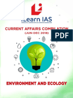 iLearn IAS_Prelims 2019_Current Affairs_Environment & Ecology.pdf