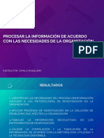 Procesar Informacion