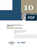 História Oral do Supremo - Volume 10 - Eros Grau.pdf