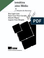 Só Exercícios-Elon Lages Lima, Paulo Cezar Pinto Carvalho, Eduardo Wagner, Augusto César Morgado - A Matemática do Ensino Médio. 4-SBM (2007)-2.pdf