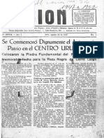 Acción n°1 agosto 1947