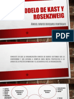 Modelo de Kast y Rosenzweig