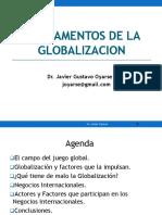 Fundamentos de La Globalización