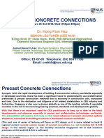 precast connection