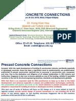 precast connection