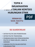 Presentation Sistem Feudal & Sistem Demokrasi