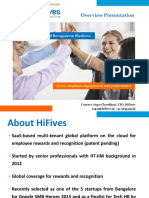 HiFives Overview Jan 2019