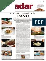 O Momento e PANC 2017