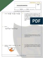 Ficha Evaluacion Bimestral