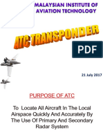 Atc Transponder