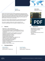 LM740 Bluetooth Multimedia Module