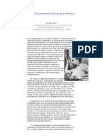 Lihn, Enrique - Momentos esenciales de la poesía chilena