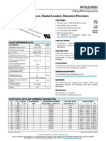 therm spec sheet