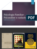 Psicologia Familiar_2019_Aula 2_Psicanálise e Cuidado_Donald Winnicott