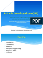 1. Prof Marcellus-Irritable Bowel Syndrome