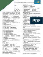 Los Arboles Mueren de Pie Preguntas PDF