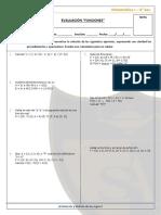 Ficha Evaluacion Funciones