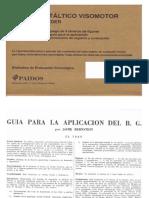 Bender Lauretta - Test Guestaltico Visomotor (material De Prueba).doc