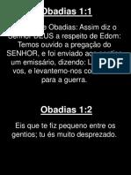 Obadias - 001