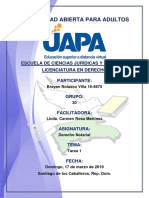 Tarea 1 Derecho Procesal Notarial 17-03-2019