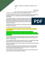 Como Hacer Investigación Cualitativa Resumen - Para Categorizar