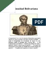 Continuidad Bolivariana
