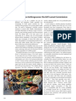 Acting in the Anthropocene- The EAT–Lancet Commission