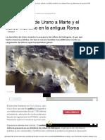 Astronoticias_ de Urano a Marte y El Tráfico Marítimo en La Antigua Roma _ La Mecanica Del Caracol _ EiTB
