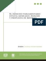El derecho parlamentario estatal mexicano Efrén Chávez Hernández.pdf