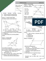 Chap 1 - Ex 3a - Problèmes de BREVET 2000 [Uniquement Thalès] - CORRIGE