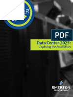 Data center 2025 report