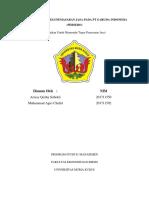 Segmentasi Pasar PT Garuda Indonesia