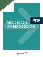 Modelo de negocios Corfo Chile