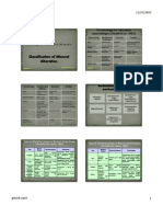 Handout 12 Classification of Mineral Alterations