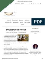 Prajitura Cu Dovleac - Retete Culinare by Teo's Kitchen