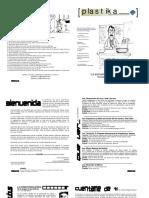 Plastika - Revista Estudiantes ARQ-ITP No. 1
