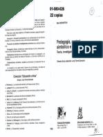 01080026 BERNSTEIN- Pedagogia, Control Simbolico e Identidad 1 y 2