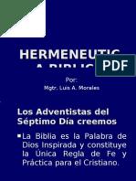 Clase # 2 Hermeneutica