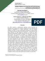 Métodos Nodales Híbridos en la Solución de las Ecuaciones de Difusión en Geometría XY