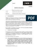 078-17 - Miguel Estefano Blaskovic Huayta - Liquidacion Del Contrato de Obra