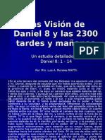 Daniel 8 y los 2300 dias