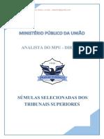 Súmulas e Orientações Jurisprudenciais dos Tribunais Superiores Selecionadas.pdf