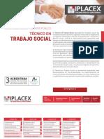 Técnico en Trabajo Social Presencial