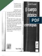 EL CUERPO UTOPICOlas_heterotopias